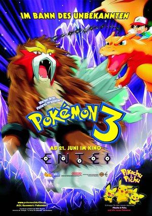 Pokémon 3 – Im Bann des Unbekannten kostenlos streamen