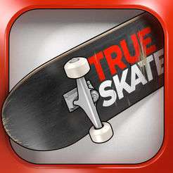 True Skate (iOS & Android)
