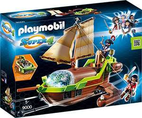 [Amazon] Playmobil 9000 - Piraten-Chamäleon mit Ruby