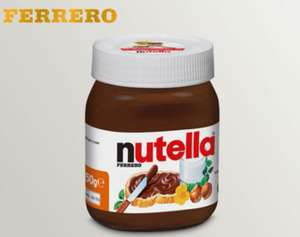 [HOFER] Ferrero Nutella original 450g