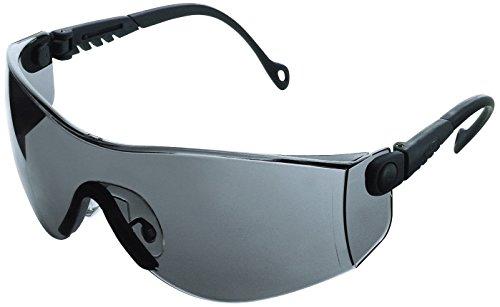 Honeywell OpTema Schutzbrille, Rahmen schwarz, grau 1000017 (10 Stück) (Preisfehler)