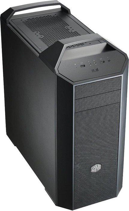 Cooler Master MasterCase 5 PC-Gehäuse 'ATX, micro-ATX, Mini-ITX, USB 3.0, Fensterloses Seitenteil ' MCX-0005-KKN00