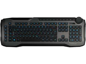Roccat Horde - Membranical Gaming Keyboard, grau