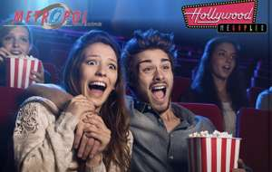 Hollywood Megaplex / Metropol: Montag Kino Tickets um 5,50 € 5,50€ 9,5