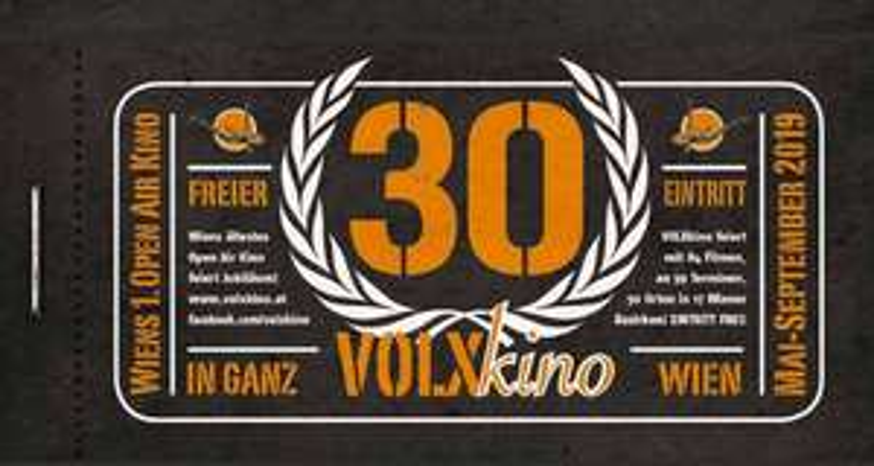 Volxkino - gratis Freiluftkino in Wien bis 16.09 2019