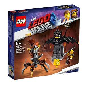 LEGO The Movie 2 - Einsatzbereiter Batman und EisenBart (70836)