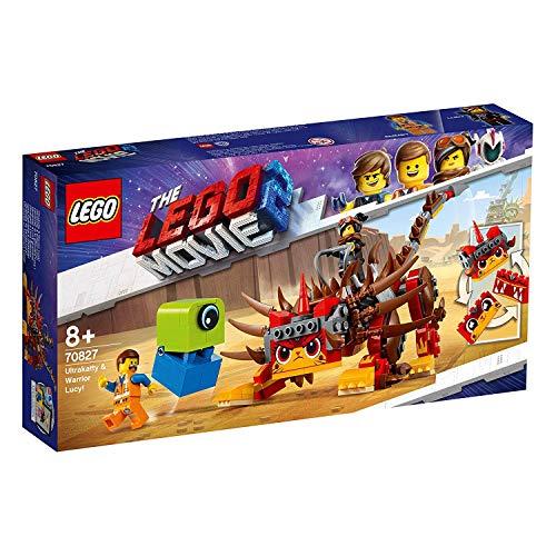 LEGO The Movie 2 - Ultrakatty & Krieger-Lucy! (70827)