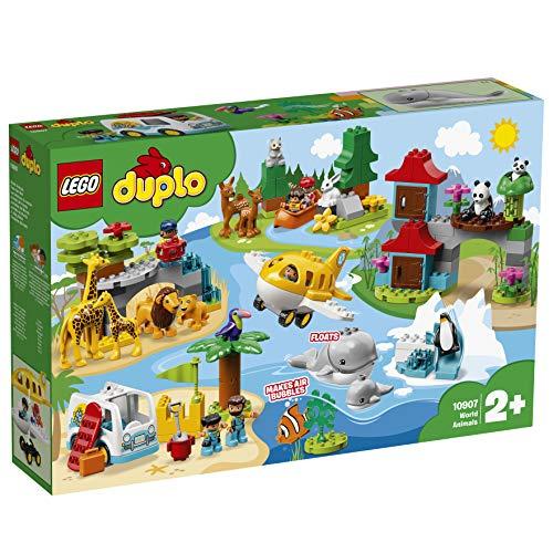 [kleiner Preisjäger] LEGO Duplo - Tiere der Welt (10907)