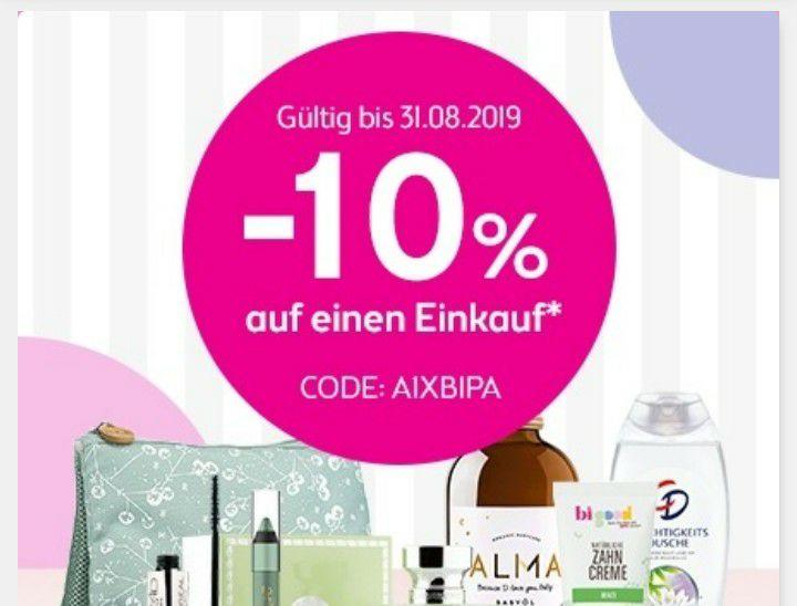 -10% im BIPA Online Shop