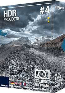 Franzis Verlag HDR Projects 4 Professional (Win/Mac) gratis (über SharewareOnSale)