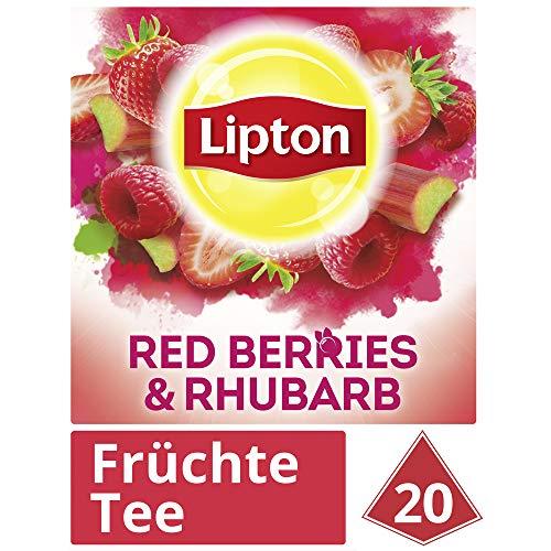Lipton Tee 3x20 Red Berries & Rhubarb wieder zu haben um 3,00