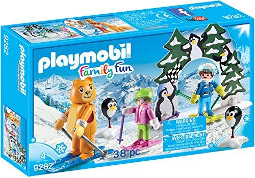 playmobil Family Fun - Skischule (9282)