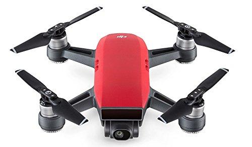DJI Spark Drohne, rot