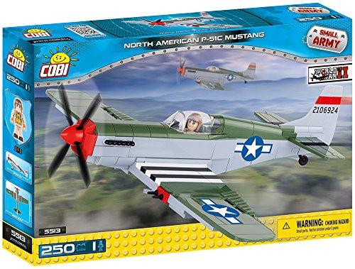 Cobi North American P-51C Mustang (5513)