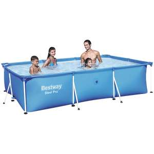 [Action] Bestway Steel Pro Pool (201 x 300 x 66 cm)