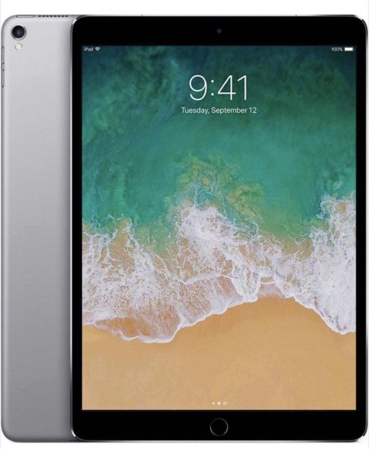 "Apple iPad Pro 10.5"" 512GB, LTE, Space Gray [2. Generation / 2017]"