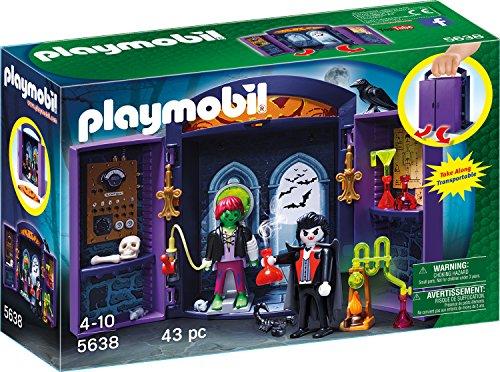 """Playmobil Aufklapp-Spiel-Box """"Monsterburg"""" (5638)"""