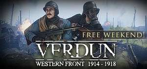 Verdun Free Weekend auf Steam