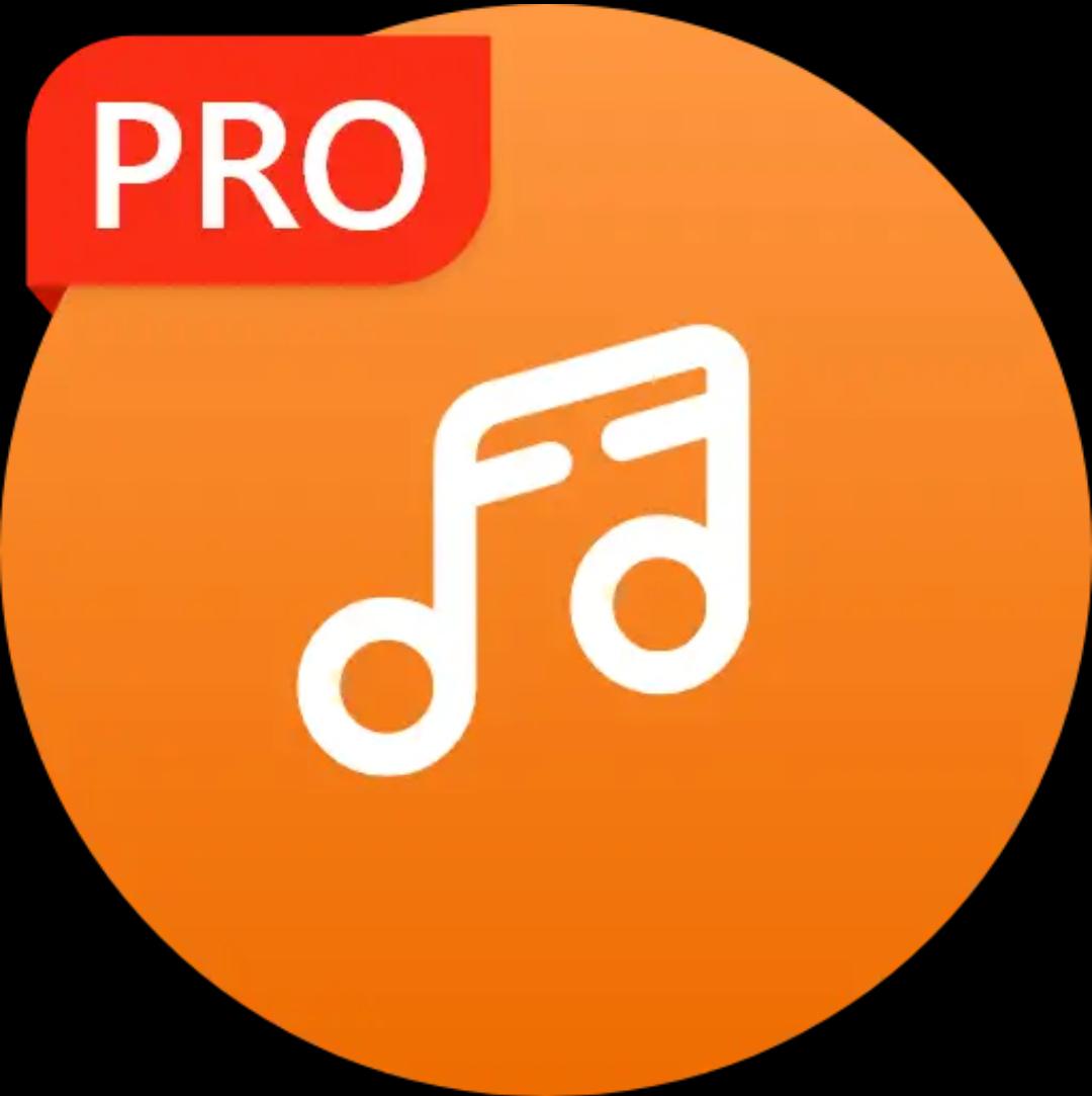 Music Player Pro kostenlos - 4,7 / 5 Sterne - 50.000+ Downloads