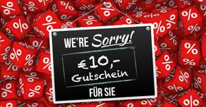 shop.weekend.at 10€ Gutschein