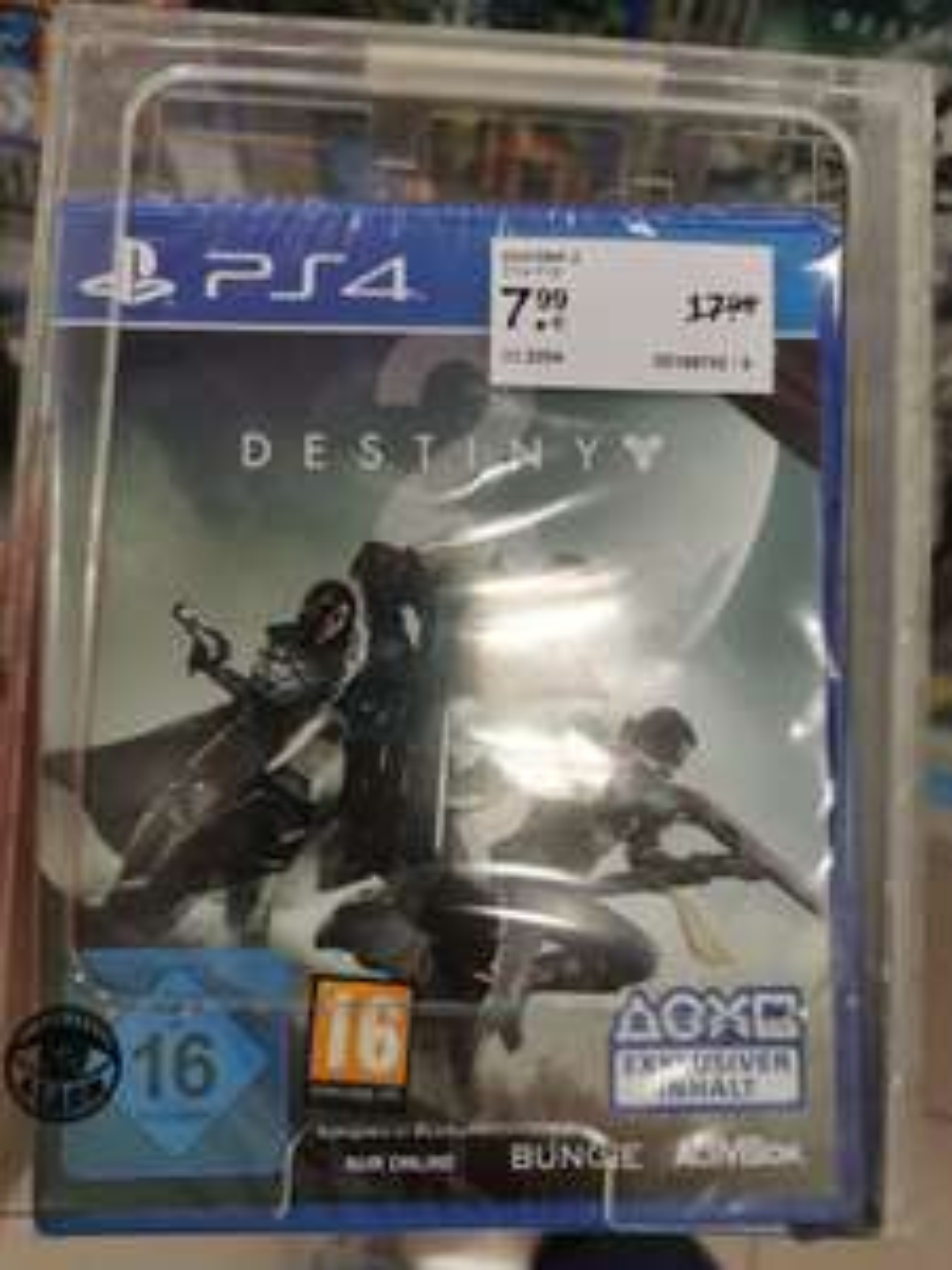 [Müller] Destiny 2. Preis inkl. 20% Aktion PS4