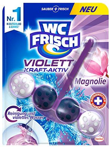WC Frisch Kraft-Aktiv 10er Pack (10 x 50 g) unterschiedliche Sorten (Magnolie 11,01 €, Blütenfrische 12,43 €, ...)