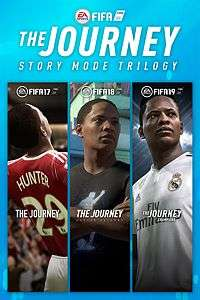 FIFA 17+18+19 The Journey-Trilogie XBOX One