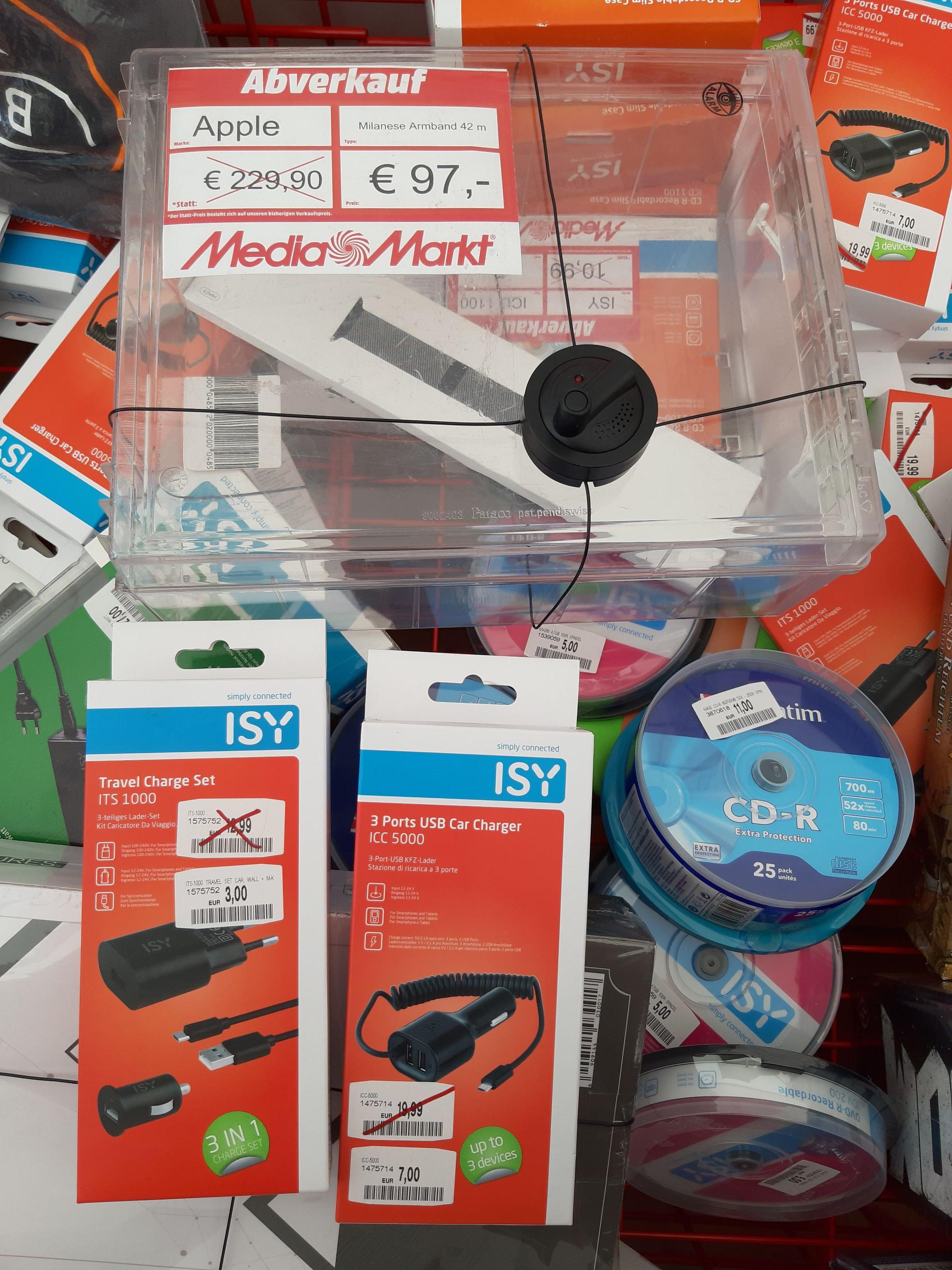 (Lokalangebot) Abverkauf bei Media Markt 21, Brünnerstrasse 57a, im Abverkaufszelt