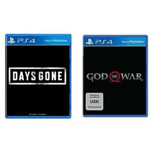 Days Gone + God of War Bundle (PS4)