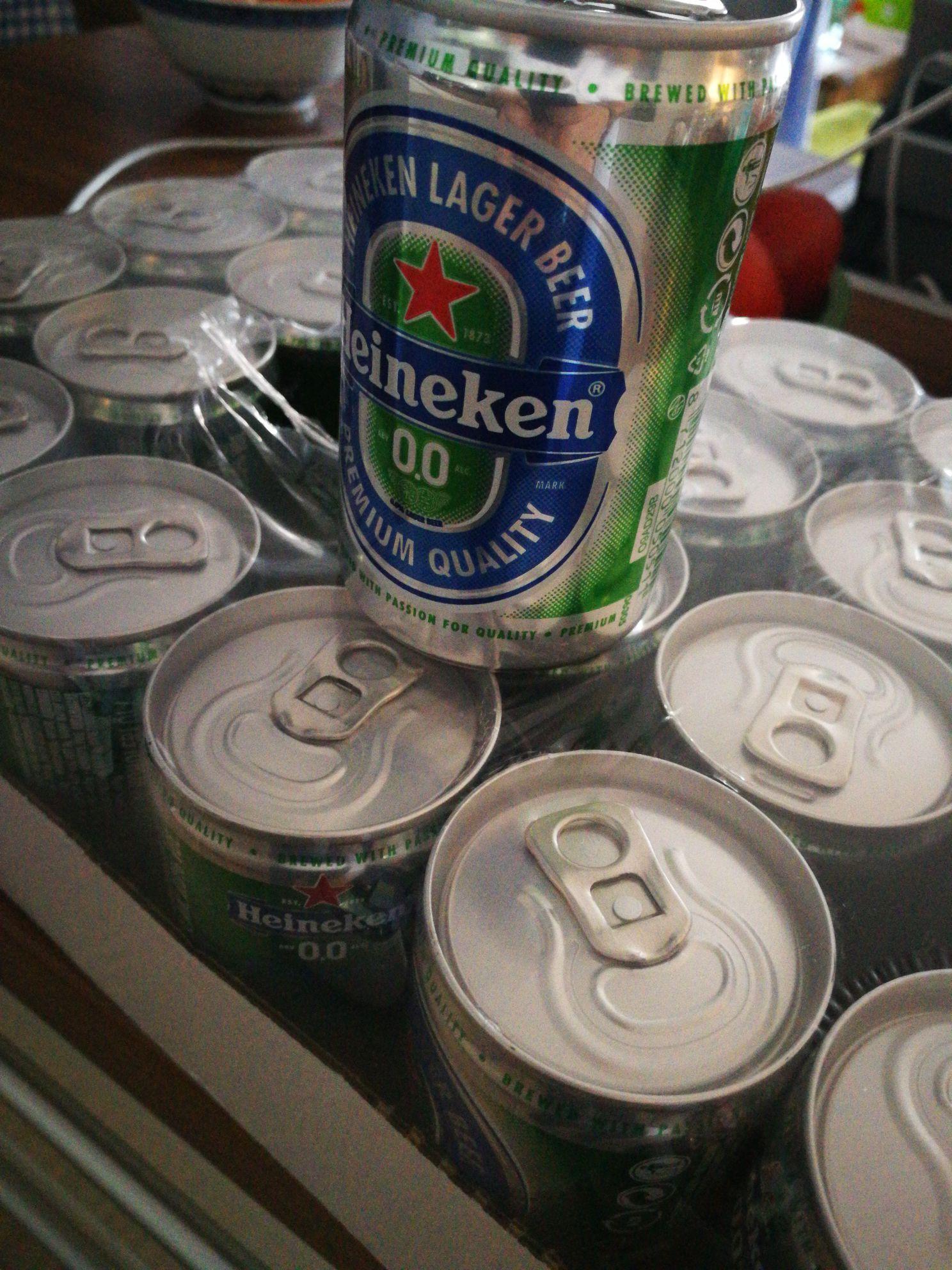 Mini Heineken 0,15l GRATIS