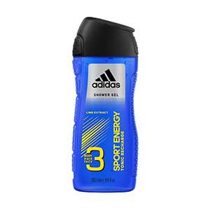 adidas Sport Energy 3in1 Duschgel   6er Pack (6 x 250 ml)