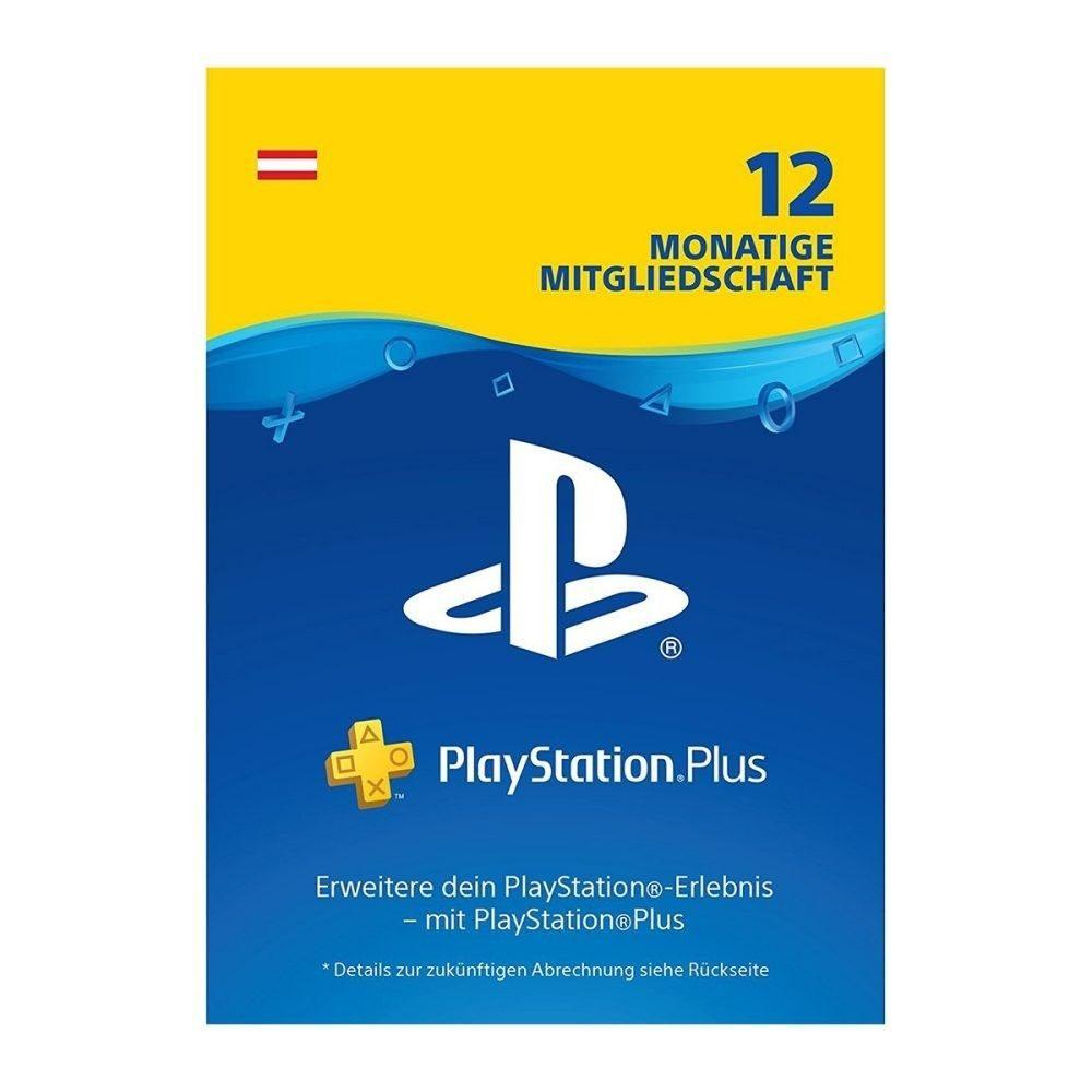 (INTERSPAR) PlayStation Plus 12 Monate Mitgliedschaft -30% (auch DIGITAL) !!!