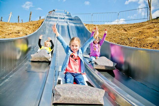 IKUNA Naturerlebnispark / 1.000 ermäßigte Familientickets (2. Erw. + 3 Kids) / schnell sein!