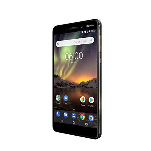 Nokia 6.1 Dual-Sim IPS Display Smartphone (3GB/32GB) + Displayschutzfolie - neuer Bestpreis