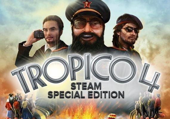 Tropico 4 - Steam Edition (PC)