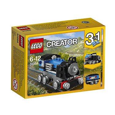 LEGO Creator 3in1 - Blauer Schnellzug