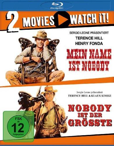 Mein Name ist Nobody / Nobody ist der Größte [Blu-ray]