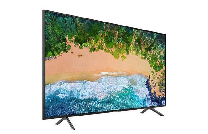 "Samsung 55"" 4K UHD SmartTV"