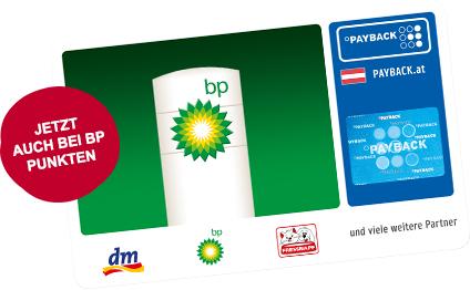 100 Payback Punkte zusätzliche bei BP (ab 20l)