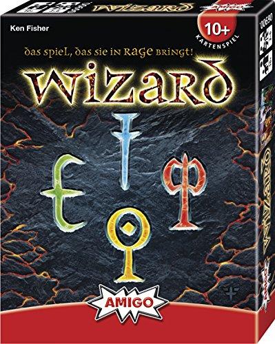 Amazon Prime: Amigo 6900 - Wizard, Kartenspiel
