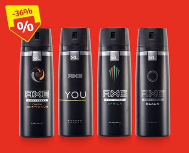 [Hofer] Axe Bodyspray XL 200 ml  1,-/100 ml