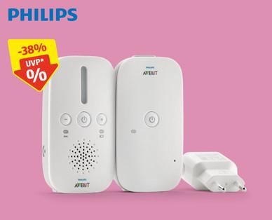 Philips Avent Audio-Babyphone SCD503/26