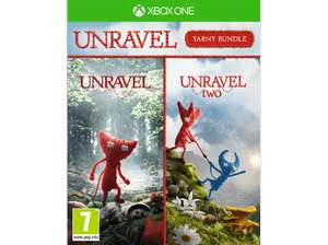 Unravel - Yarny Bundle (Unravel + Unravel Two) (Xbox One + PS4)