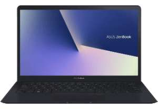 "ASUS Zenbook S UX391FA-AH001T Deep Dive Blue (13,3"", 1920x1080px, i7-8565U, 16GB RAM, 512GB M.2 SSD, Windows 10)"