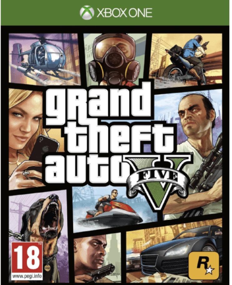 GTA V für Xbox One