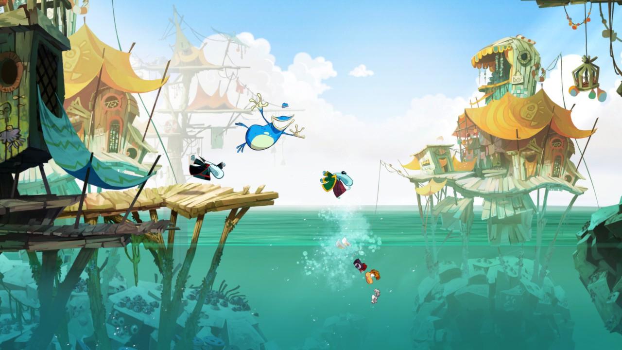 UBISOFT/TWITCH - Rayman: Origins kostenlos