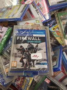Firewall Zero Hour / The Persistence Ps4