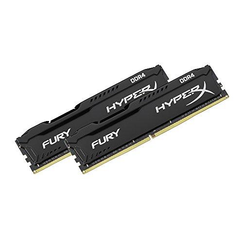 Kingston HyperX Fury DIMM Kit 16GB, DDR4-2666