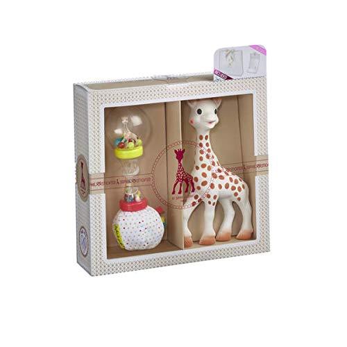 Sophie la Girafe Geschenkset für Baby-Nachwuchs