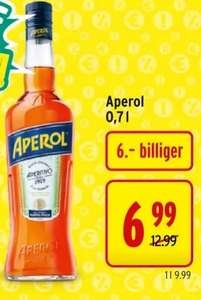 [Merkur] It's Aperol-Time | Aktion & Marktguru Cashback